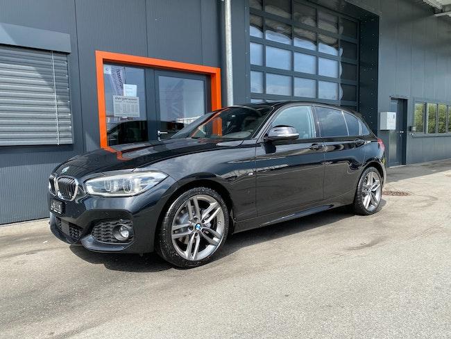 saloon BMW 1er 120d xDrive M Sport Steptronic