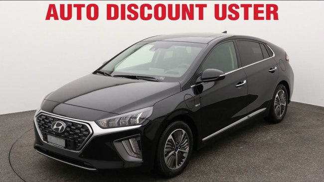 saloon Hyundai Ioniq 1.6 Plug-in Hybrid Summit A