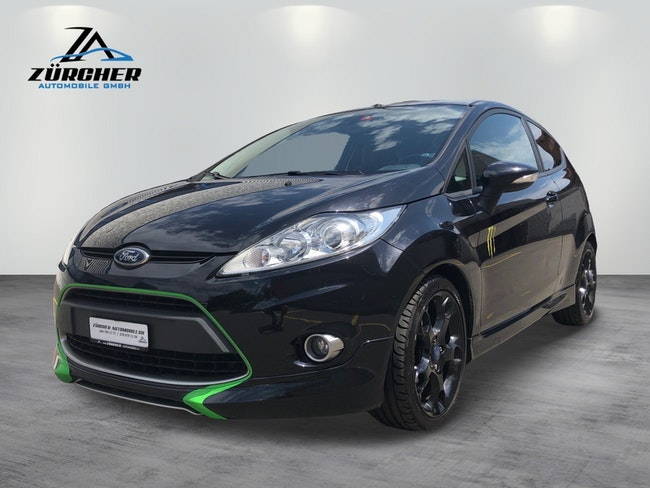 saloon Ford Fiesta 1.6 16V Monster Edition