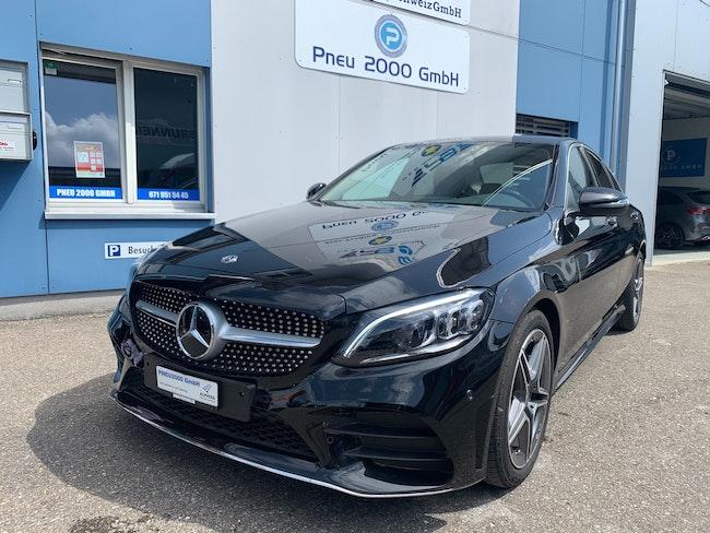 saloon Mercedes-Benz C-Klasse C 220 d Premium AMG Line 9G-Tronic