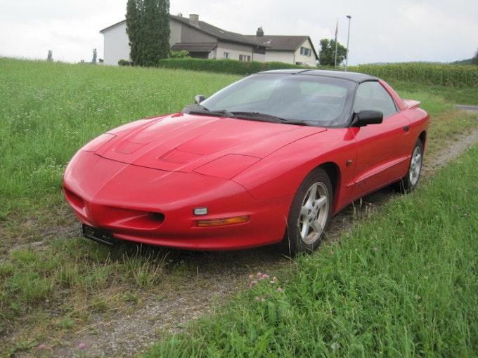 Pontiac Firebird Coupé 3.8 V6 163'000 km 5'600 CHF - acquistare su carforyou.ch - 1