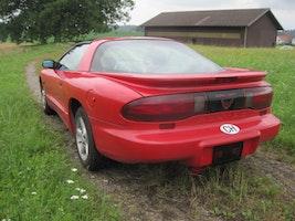 Pontiac Firebird Coupé 3.8 V6 163'000 km 5'600 CHF - acquistare su carforyou.ch - 3