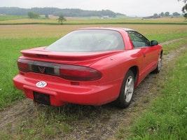 Pontiac Firebird Coupé 3.8 V6 163'000 km 5'600 CHF - acquistare su carforyou.ch - 2