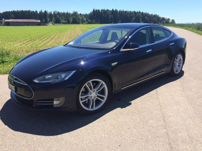saloon Tesla Model S 85