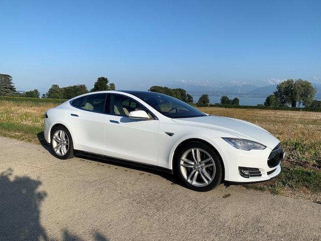 saloon Tesla Model S 90 D