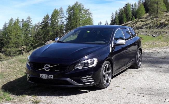 estate Volvo V60 2.4 D5 R-Design