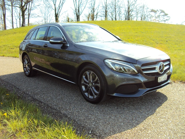 estate Mercedes-Benz C-Klasse C 250 BlueTec Exclusive 4m Kombi