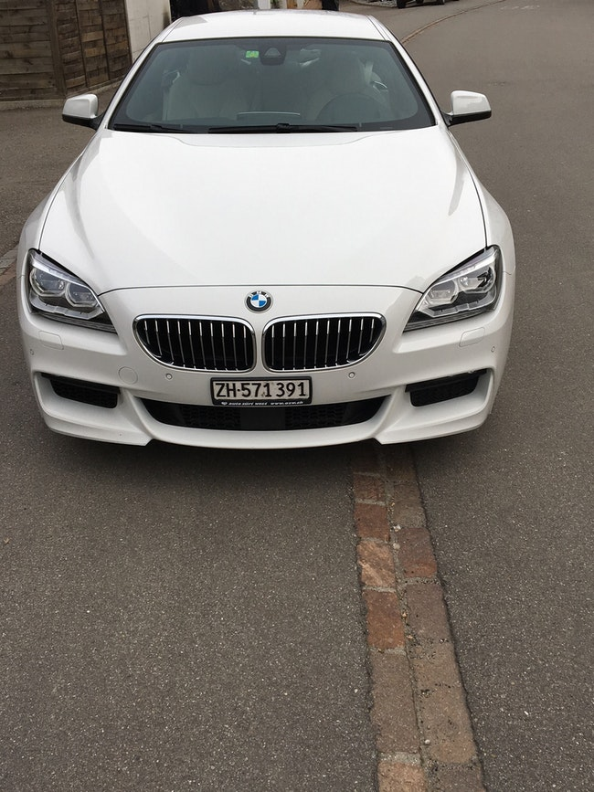 saloon BMW 6er 650i xDrive Gran Coupé