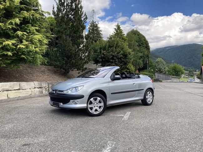 cabriolet Peugeot 206 CC 2.0
