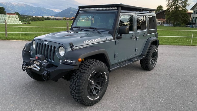 suv Jeep Wrangler 2.8CRD Unl. Rubicon X Aut. hardtop