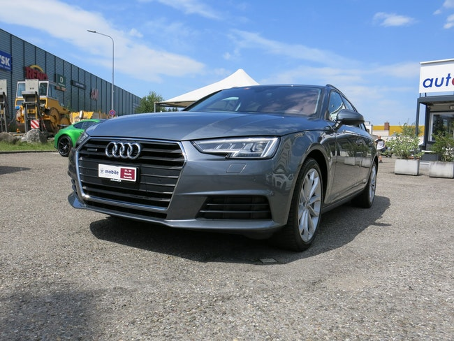 estate Audi A4 Avant 2.0 TDI quattro S-tronic