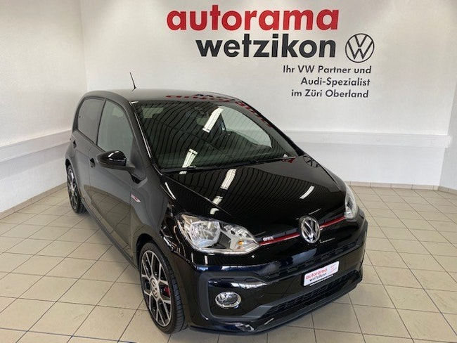 saloon VW Up 1.0 TSI GTI