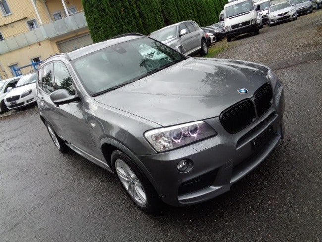 suv BMW X3 xDrive 30d Steptronic M-Paket