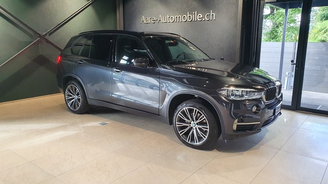 suv BMW X5 xDrive 30d Pure M Sport Steptronic