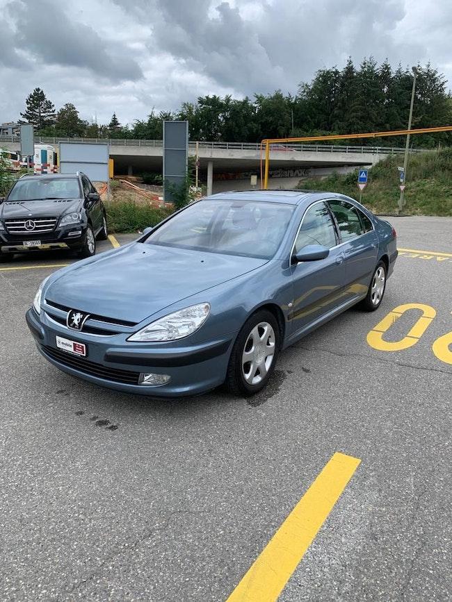 saloon Peugeot 607 2.2 16V Personnalisée