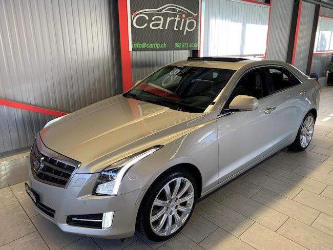 saloon Cadillac ATS Sedan 2.0 Turbo Premium Edition 4WD Automatic