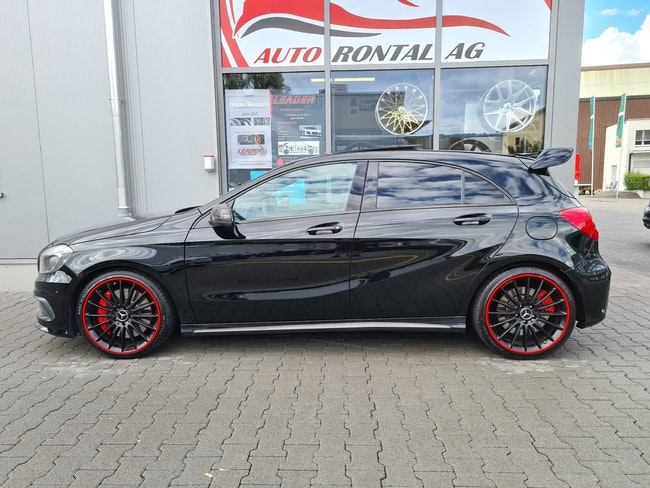 saloon Mercedes-Benz A-Klasse A 45 AMG 4Matic Speedshift 7G-DCT Performance