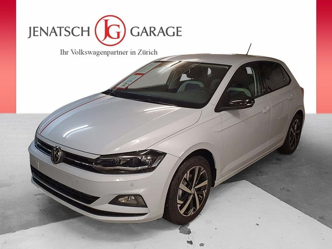 saloon VW Polo 1.0 TSI 95 beats DSG