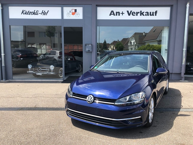 saloon VW Golf 1.5 TSI EVO Comfortline