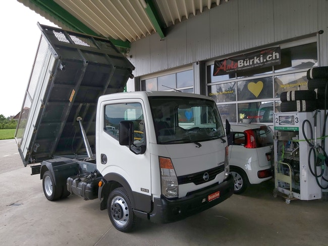 saloon Nissan Cabstar Basis (Pro) 35.13