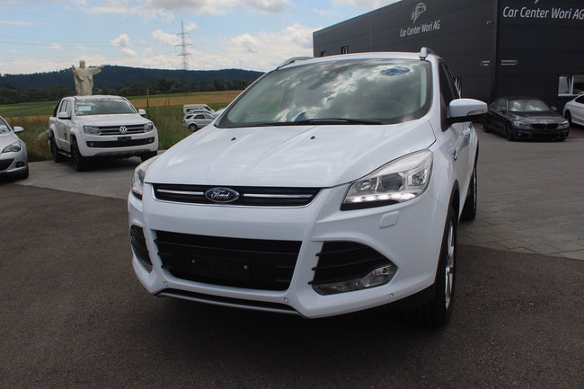 suv Ford Kuga 1.6 SCTi Titanium 4WD Automatic