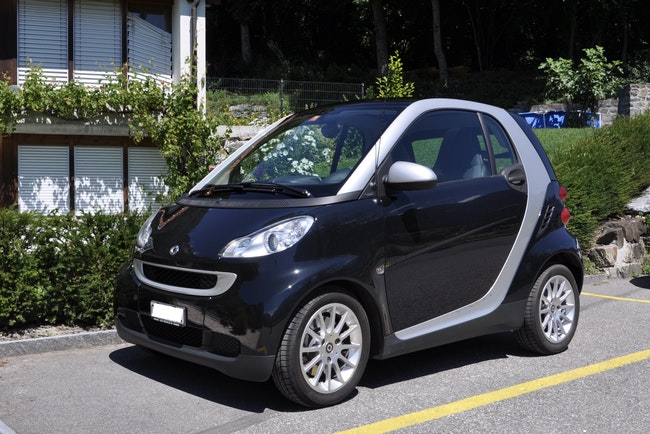 saloon Smart Fortwo Coupé 1000 71 Passion mhd