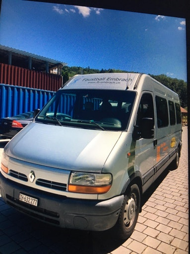 Renault Master T35 dci120 244'260 km CHF8'500 - buy on carforyou.ch - 1