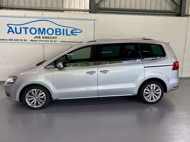 van VW Sharan 2.0 TSI Highline DSG