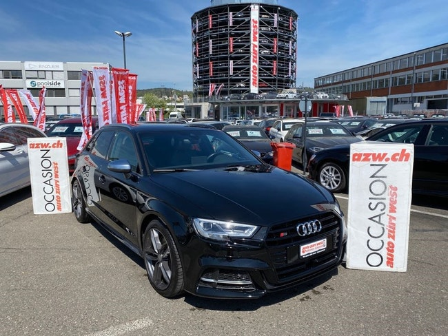 saloon Audi S3 / RS3 S3 Sportback 2.0 TFSI quattro S-tronic