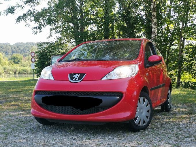 Peugeot 107 102'000 km 3'000 CHF - acquistare su carforyou.ch - 1