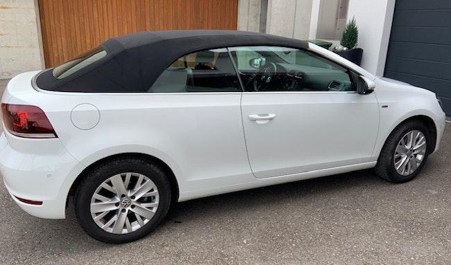 cabriolet VW Golf VI Cabriolet 1.4 160 TSI DSG