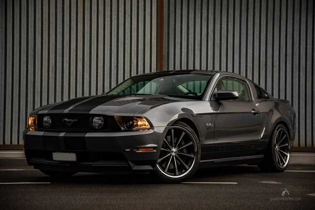 coupe Ford Mustang GT 5.0