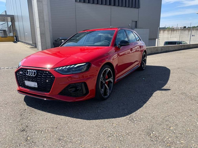 estate Audi S4 / RS4 RS4 Avant 2.9 TFSI quattro