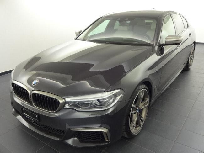 saloon BMW 5er M550i xDrive
