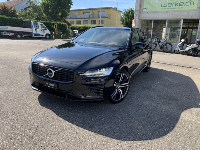 estate Volvo V60 T8 eAWD R-Design