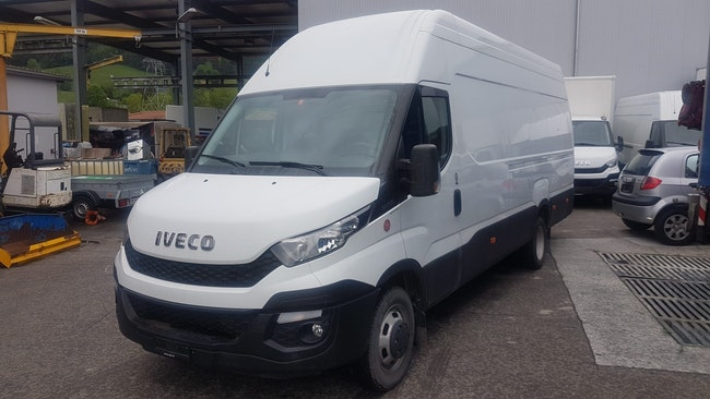 saloon Iveco Daily / Turbo Daily Daily 35 C 15 H V