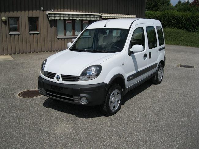 van Renault Kangoo 1.6 16V Privilège 4x4