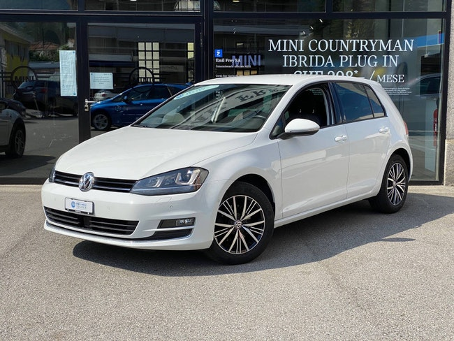 saloon VW Golf 1.4 TSI 125 Allstar