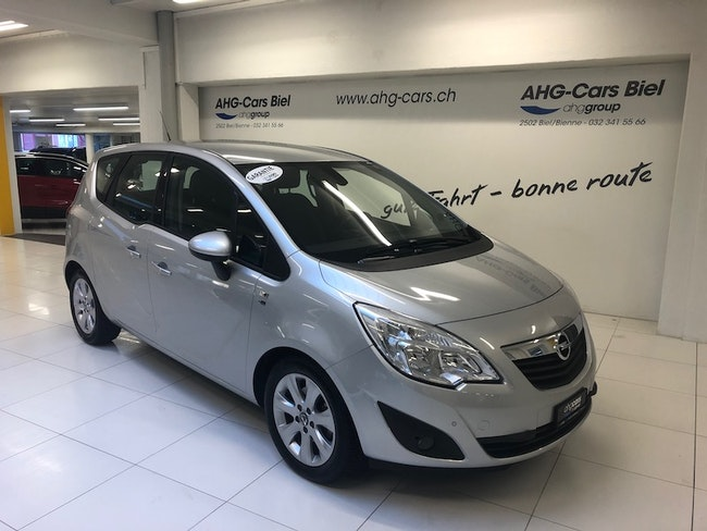 van Opel Meriva 1.4T eTEC Anniversary