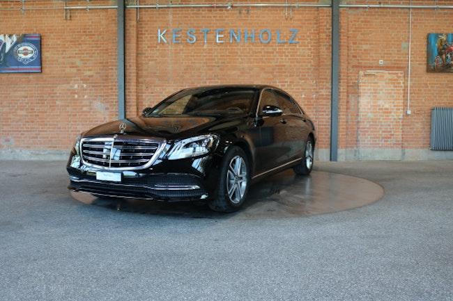 saloon Mercedes-Benz S-Klasse S 350 d L 4Matic