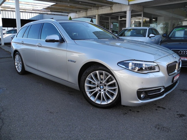 estate BMW 5er 520d Touring xDrive Luxury Line Steptronic