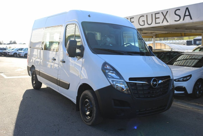 van Opel Movano fourg.3.5t L2H2 2.3 TD S/S