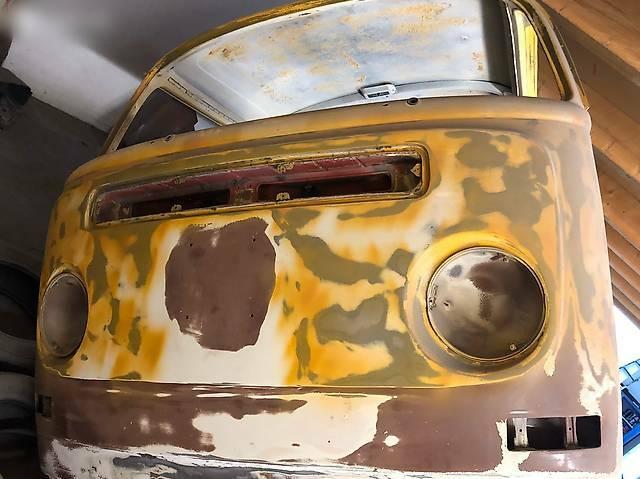 bus VW Typ 2 T2 Zum Restaurieren RESERVIERT