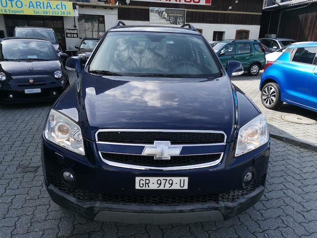 suv Chevrolet Captiva 3.2 V6 LT Executive 4WD Automatic