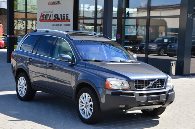 suv Volvo XC90 2.4D(D5) AWD Executive Geartronic