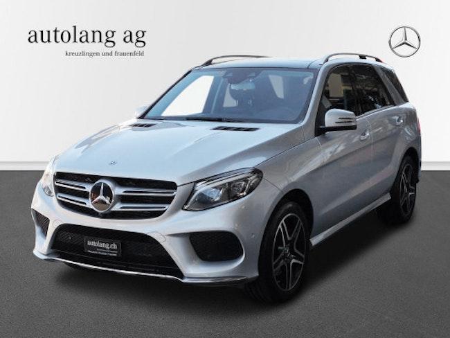 suv Mercedes-Benz GLE-Klasse GLE 350 d Executive 4M