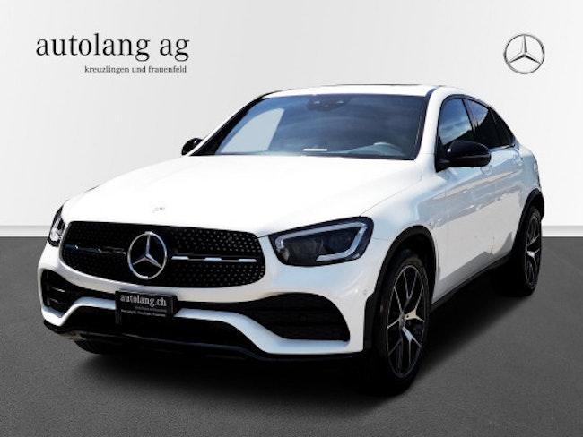 suv Mercedes-Benz GLC-Klasse GLC Coupé 220d AMGLine 4M