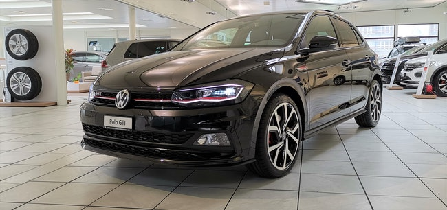 saloon VW Polo 2.0 TSI GTI DSG