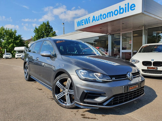 estate VW Golf Variant 2.0 TSI R 4Motion DSG