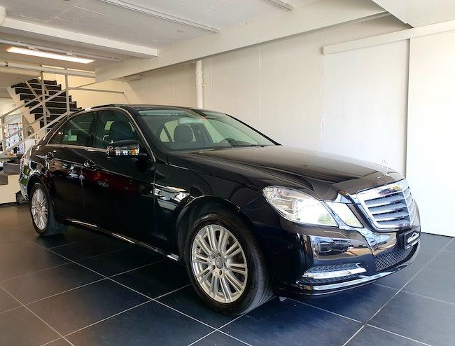 saloon Mercedes-Benz E-Klasse E 250 CDI BlueEfficiency 4Matic 7G-Tronic